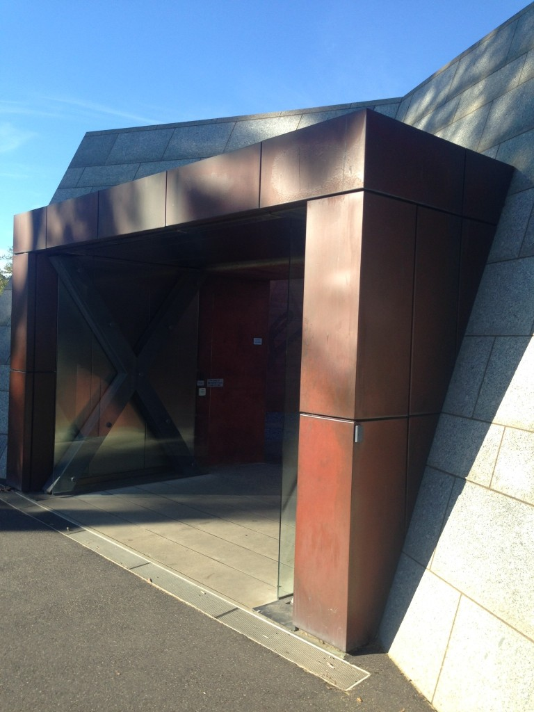 Metal Feature Cladding Geelong Corten Steel Decorative