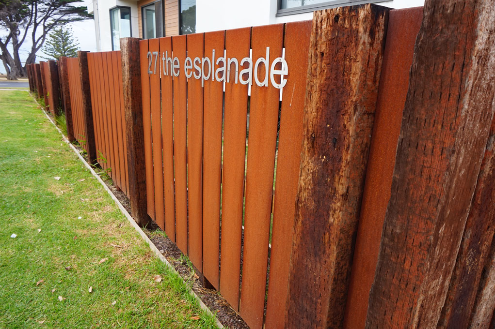 Metal Fencing And Laser Cut Gates Geelong Decorative