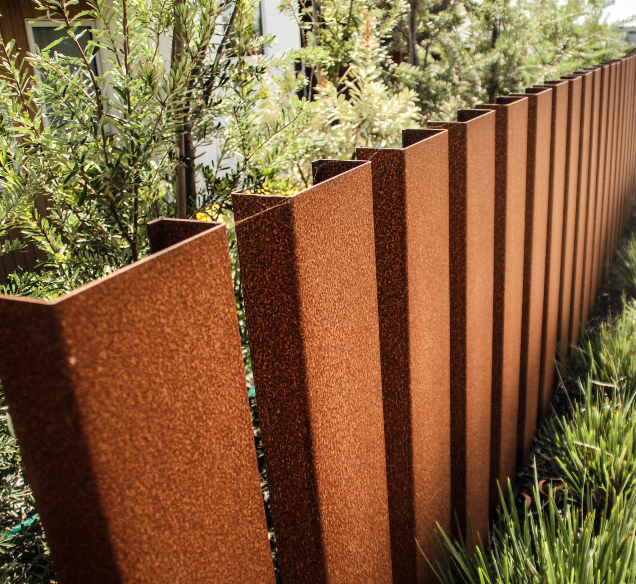 Decorative Fence Screens Geelong Laser Cut Aluminium